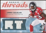 2008 Upper Deck SP Rookie Threads Rookie Threads 250 #RTHD Harry Douglas /250
