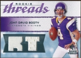 2008 Upper Deck SP Rookie Threads Rookie Threads 250 #RTJB John David Booty /250