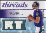 2008 Upper Deck SP Rookie Threads Rookie Threads 250 #RTJF Joe Flacco 28/250