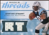 2008 Upper Deck SP Rookie Threads Rookie Threads 250 #RTJS Jonathan Stewart /250