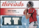 2008 Upper Deck SP Rookie Threads Rookie Threads #RTMR Matt Ryan /250