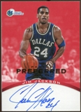 2012/13  Panini Preferred #132 Jim Jackson PS Autograph 24/74