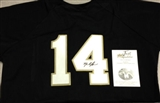 2007 Just Minors David Price Autographed Vanderbilt Jersey