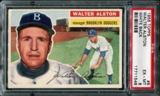 1956 Topps Baseball #8 Walter Alston PSA 6 (EX-MT) *1548