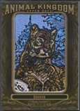 2011 Upper Deck Goodwin Champions #AK6 Cougar Animal Kingdom Patch