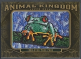 2011 Upper Deck Goodwin Champions #AK12 Red-eyed Tree Frog Animal Kingdom Patch