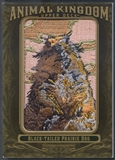 2011 Upper Deck Goodwin Champions #AK15 Black-Tailed Prairie Dog Animal Kingdom Patch