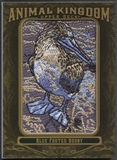 2011 Upper Deck Goodwin Champions #AK16 Blue Footed Booby Animal Kingdom Patch