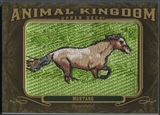 2011 Upper Deck Goodwin Champions #AK18 Mustang Animal Kingdom Patch