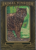 2011 Upper Deck Goodwin Champions #AK24 Jaguarundi Animal Kingdom Patch