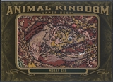 2011 Upper Deck Goodwin Champions #AK32 Moray Eel Animal Kingdom Patch