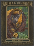 2011 Upper Deck Goodwin Champions #AK37 Howler Monkey Animal Kingdom Patch