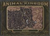 2011 Upper Deck Goodwin Champions #AK38 Warthog Animal Kingdom Patch