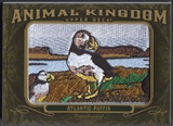 2011 Upper Deck Goodwin Champions #AK43 Atlantic Puffin Animal Kingdom Patch