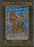 2011 Upper Deck Goodwin Champions #AK54 Eurasian Lynx Animal Kingdom Patch