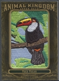 2011 Upper Deck Goodwin Champions #AK57 Toco Tucan Animal Kingdom Patch