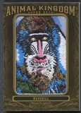 2011 Upper Deck Goodwin Champions #AK72 Mandrill Animal Kingdom Patch