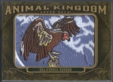 2011 Upper Deck Goodwin Champions #AK93 California Condor Animal Kingdom Patch