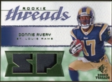 2008 Upper Deck SP Rookie Threads Rookie Threads Patch #RTDA Donnie Avery /15