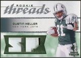 2008 Upper Deck SP Rookie Threads Rookie Threads Patch #RTDK Dustin Keller /15