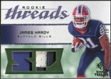 2008 Upper Deck SP Rookie Threads Rookie Threads Patch 15 #RTJH James Hardy /15