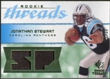 2008 Upper Deck SP Rookie Threads Rookie Threads Patch #RTJS Jonathan Stewart /15