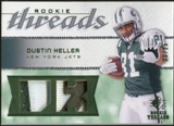 2008 Upper Deck SP Rookie Threads Rookie Threads Patch 25 #RTDK Dustin Keller /25