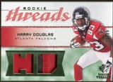 2008 Upper Deck SP Rookie Threads Rookie Threads Patch 25 #RTHD Harry Douglas /25