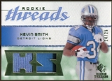 2008 Upper Deck SP Rookie Threads Rookie Threads Patch 25 #RTKS Kevin Smith /25