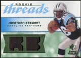 2008 Upper Deck SP Rookie Threads Rookie Threads Patch 75 #RTJS Jonathan Stewart /75