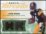 2008 Upper Deck SP Rookie Threads Rookie Threads Patch 75 #RTLS Limas Sweed /75
