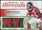 2008 Upper Deck SP Rookie Threads Rookie Threads Patch #RTHD Harry Douglas /99