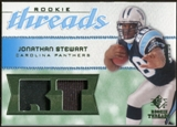 2008 Upper Deck SP Rookie Threads Rookie Threads Patch #RTJS Jonathan Stewart /99