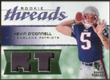 2008 Upper Deck SP Rookie Threads Rookie Threads Patch #RTKO Kevin O'Connell /99