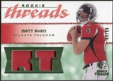 2008 Upper Deck SP Rookie Threads Rookie Threads Patch 99 #RTMR Matt Ryan /99