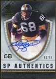 2008 Upper Deck SP Rookie Threads SP Authentics #SPLG L.C. Greenwood Autograph /99