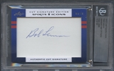 2012 Leaf Sports Icons #53 Bob Lemon Cut Signatures Auto #14/36