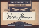 2011 Prime Cuts #5 Willie Kamm Souvenir Cuts Auto #05/49