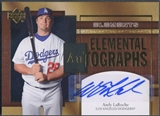 2007 Upper Deck Elements #LA Andy LaRoche Elemental Auto