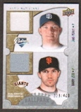 2009 Upper Deck Ballpark Collection #113 Jake Peavy Barry Zito /400