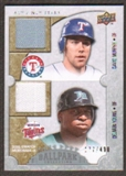 2009 Upper Deck Ballpark Collection #118 David Murphy Delmon Young /400