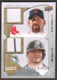 2009 Upper Deck Ballpark Collection #135 Dan Uggla Kevin Youkilis /230