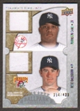 2009 Upper Deck Ballpark Collection #151 Ross Ohlendorf Robinson Cano /400