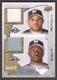 2009 Upper Deck Ballpark Collection #160 Prince Fielder Bill Hall /500