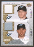 2009 Upper Deck Ballpark Collection #162 Roy Halladay Alex Rios /350