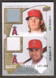 2009 Upper Deck Ballpark Collection #176 Juan Rivera Jered Weaver /400