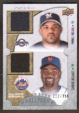 2009 Upper Deck Ballpark Collection #179 Carlos Delgado Prince Fielder /350