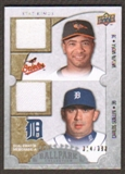 2009 Upper Deck Ballpark Collection #186 Carlos Guillen Melvin Mora /390