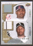 2009 Upper Deck Ballpark Collection #188 Jermaine Dye CC Sabathia /350