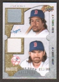 2009 Upper Deck Ballpark Collection #192 Manny Ramirez Johnny Damon /300